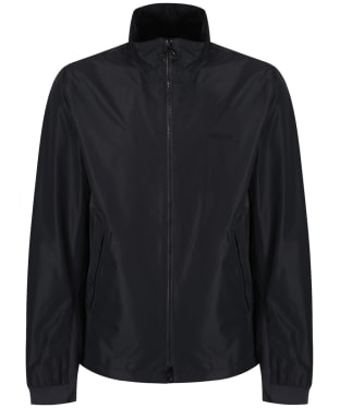 Men's Barbour Admirality Waterproof Jacket - Black
