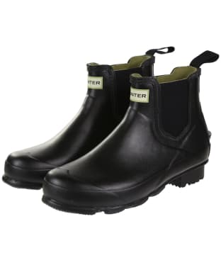 Men's Hunter Norris Field Chelsea Boots - Black
