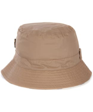 Women's Barbour Shield Waterproof Bucket Hat - Taupe