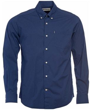Men's Barbour Preston Shirt - Navy