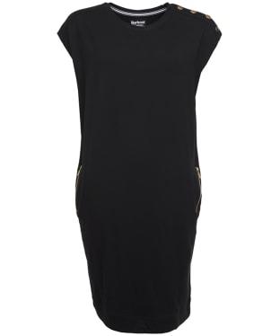 Women's Barbour International Bearings Dress - Black