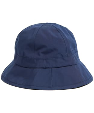Women's Barbour Blantyre Waterproof Trench Hat - Navy