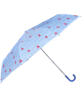 Women's Barbour Coastal Umbrella - Blue
