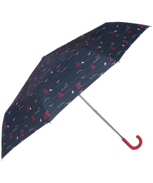 Women's Barbour Coastal Umbrella - Navy