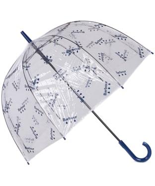 Women's Barbour Raindrop Repeat Umbrella