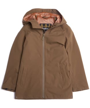 Boy's Barbour Irvine Waterproof Jacket, 10-15yrs - Clay