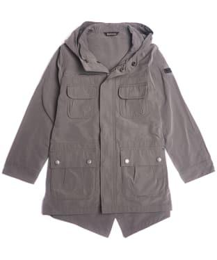 Boy's Barbour International Pack Fishtail Jacket, 10-15yrs - Grey