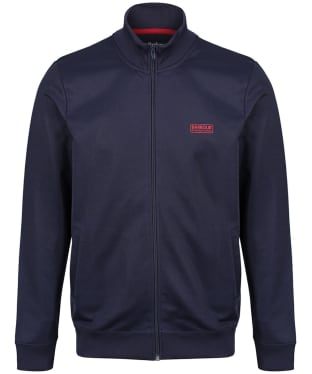 Men's Barbour International Essential Track Top - Indigo