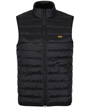 Men's Barbour International Impeller Gilet - Black