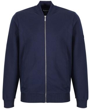 Men's Barbour International Sani Zip Through Sweater