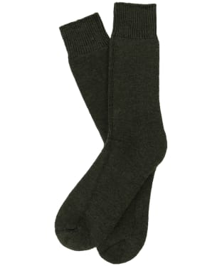 Men's Pennine Ranger Boot Shooting Socks - Olive