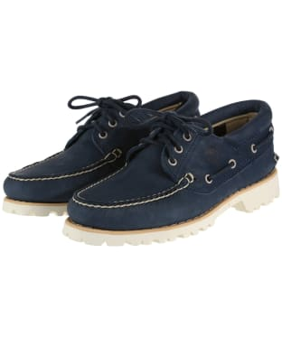 Men's Timberland Chilmark 3-Eye Shoes - Midnight Navy