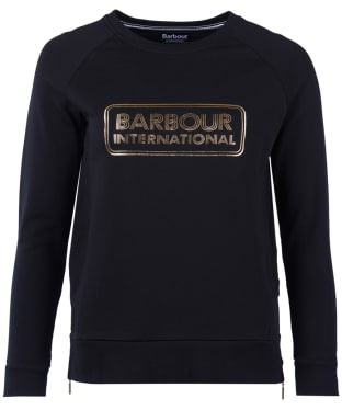 Women's Barbour International Mugello Sweatshirt