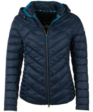 Women's Barbour Pentle Quilted Jacket - Navy