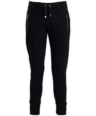 Women's Barbour International Backmarker Pants - Black