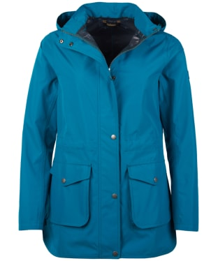 Women's Barbour Studland Waterproof Jacket - Sea Glass