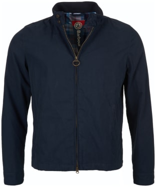 Men's Barbour Brandene Casual Jacket - Navy