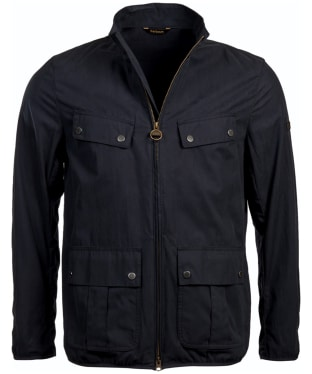 Men's Barbour International Donnington Casual Jacket - Navy