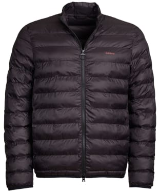 Men's Barbour Penton Quilted Jacket - Black