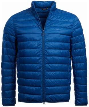 Men's Barbour Penton Quilted Jacket - Indigo