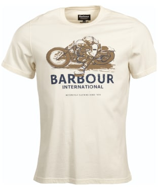 Men's Barbour International Turn Tee