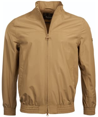 Men's Barbour International Holt Waterproof Jacket - Military Brown