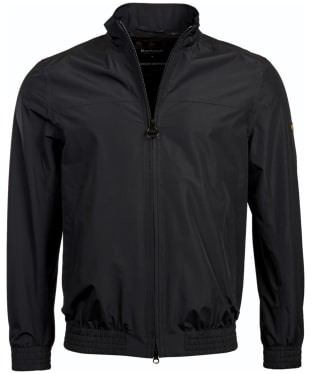 Men's Barbour International Holt Waterproof Jacket - Black