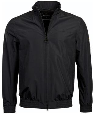 Men's Barbour International Holt Waterproof Jacket - Black