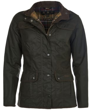 Women's Barbour Utility Waxed Jacket