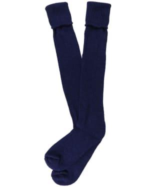 Pennine Gamekeeper Socks - Sapphire