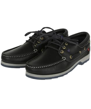 Dubarry Commander Deck Shoes - Navy