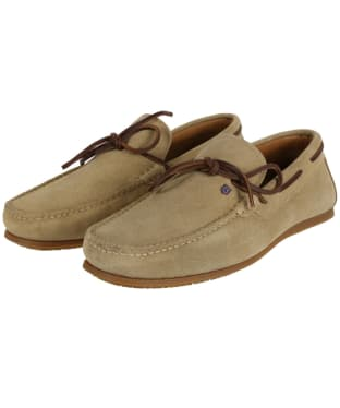 Men's Dubarry Corsica Loafers - Beige