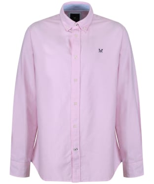 Men's Crew Clothing Oxford Classic Shirt - Classic Pink