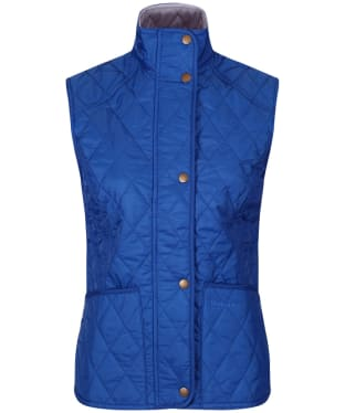 Women's Barbour Summer Liddesdale Gilet - Victoria Blue