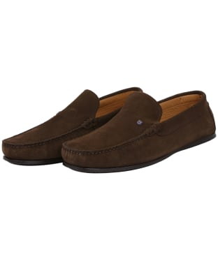Men's Dubarry Azores Loafers - Cigar