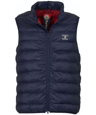 Men's Barbour Askham Gilet - Navy