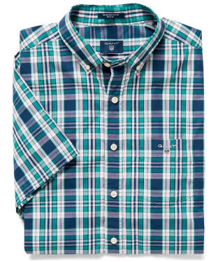 Men's GANT Regular Broadcloth Plaid Shirt