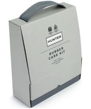 Hunter Rubber Care Kit - Clear