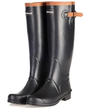 Women's Barbour Blyth Wellingtons - Black