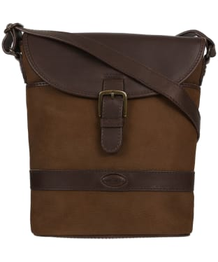 Women's Dubarry Eyrecourt Cross Body Bag - Walnut