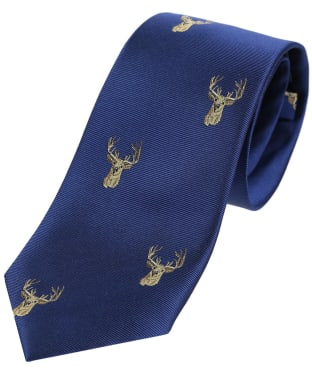 Men's Soprano Stags Head Tie