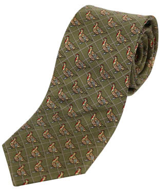Men's Soprano Partridge Tie