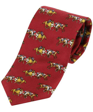 Men's Soprano Jockeys Tie - Red