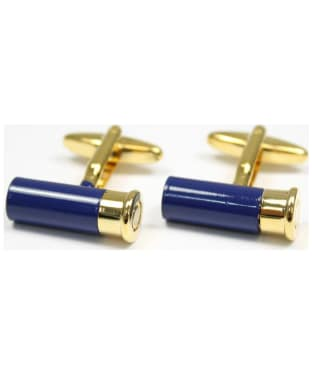 Men's Soprano Cartridge Cufflinks - Blue