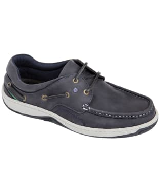 Men's Dubarry Navigator Deck Shoes - Navy