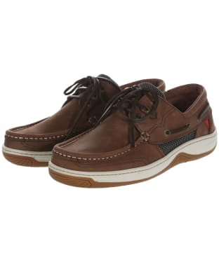 Men's Dubarry Regatta Boat Shoes - Donkey Brown