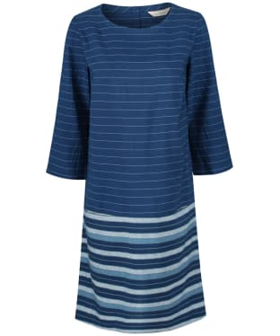 Women's Seasalt Hendra Vean Dress - Turpentine Marine