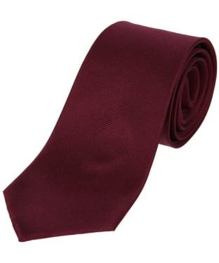 Soprano Pheasant Tie - Wine