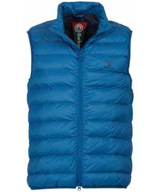 Men's Barbour Askham Gilet - Oxford Blue