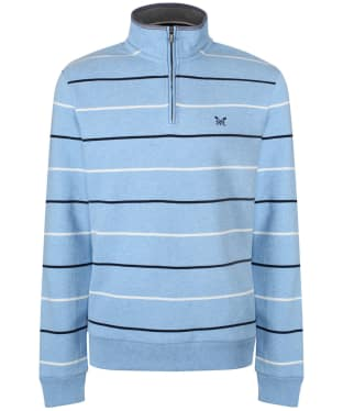 Men's Crew Clothing Classic Half Zip Sweater